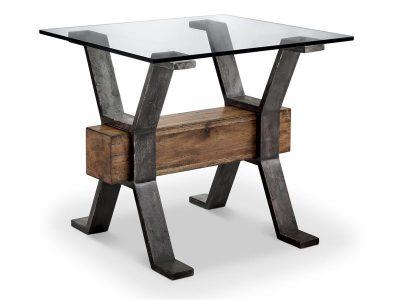 Magnussen Sawyer End Table